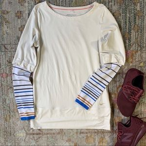 Nike Golf Dri-Fit Sport Long Sleeve Shirt